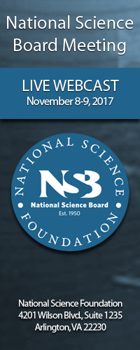 National Science Board Meeting